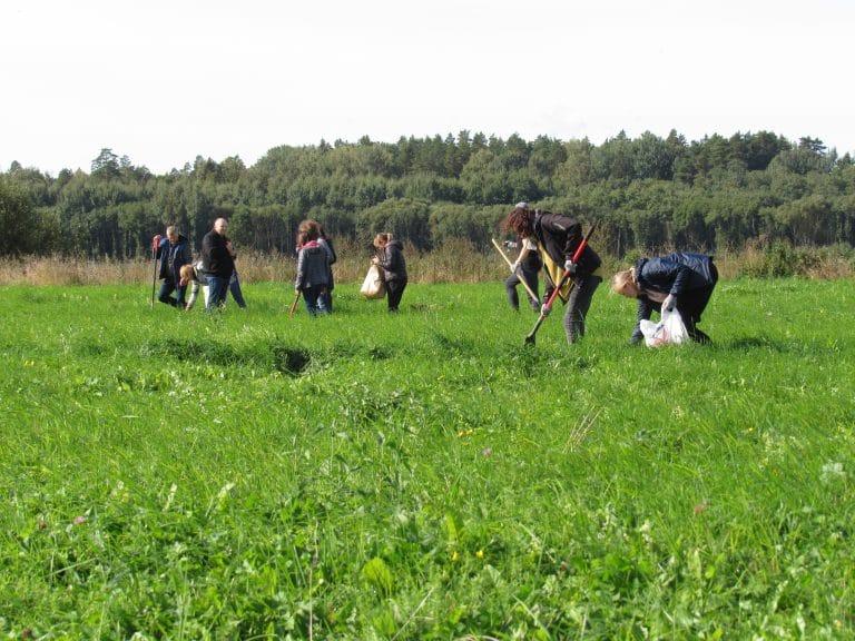 Bioloģiski vērtīgas pļavas atjaunošana, Latvianature